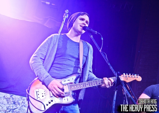 Dakota King | The Heavy Press | Monday, November 16, 2015 | The Roxy Theatre, Barrie | Do not crop or modify these images | Do not use without permission