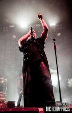 Anna Sklavos | The Heavy Press | Monday, August 8, 2016 | The Molson Canadian Amphitheatre, Toronto | Do not crop or modify these images | Do not use without permission