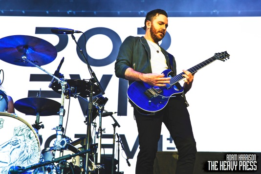 Adam R. Harrison   The Heavy Press   June 19, 2018   Budweiser Stage, Toronto   Do not crop or modify these images   Do not use without permission