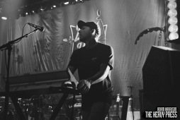 Adam R. Harrison   The Heavy Press   October 23, 2018   The Danforth Music Hall, Toronto   Do not crop or modify these images   Do not use without permission