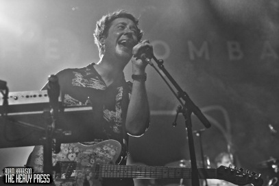 Adam R. Harrison | The Heavy Press | October 27, 2018 | Danforth Music Hall, Toronto | Do not crop or modify these images | Do not use without permission